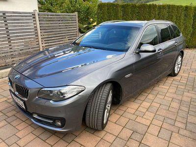 gebraucht BMW 525 5er-ReiheTouring F11 Kombi / Family Van