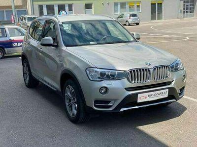 gebraucht BMW X3 xDrive20d xLine KAMERA KEYLESS NAVI ASSISTENT
