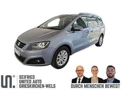 gebraucht Seat Alhambra 2,0 TDI 4WD 7-SITZER XENON – Vorsteuerabzug mögli