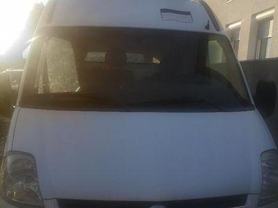 brugt Opel Movano L2H2 2,5 CDTI 3,5t HD mittel Tec.