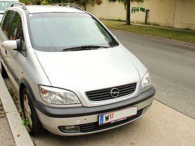 used Opel Zafira 2,0 16V DTI