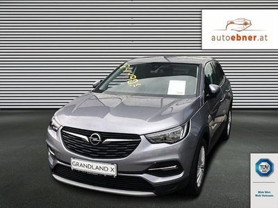 gebraucht Opel Grandland X 1,2 Turbo Direct Injection Innovation Start/Stop