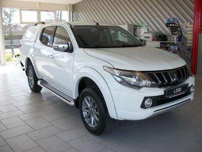 gebraucht Mitsubishi L200 DK 2,4DI-D HP Intense 4WD Automatik
