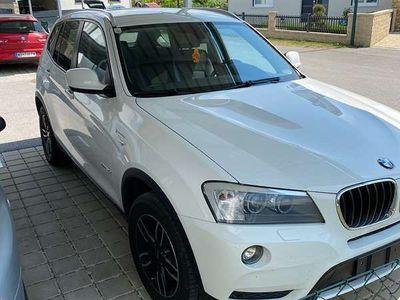gebraucht BMW X3 2.0 SUV / Geländewagen