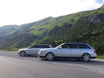 gebraucht Audi S2 80 Avant quattro 2,2