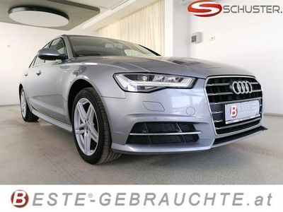 gebraucht Audi A6 2,0 TDI S-Tronic S-Line *Mega-Preis* (NP 62)
