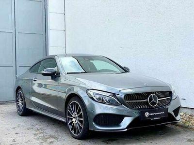 gebraucht Mercedes C300 Coupe Aut.