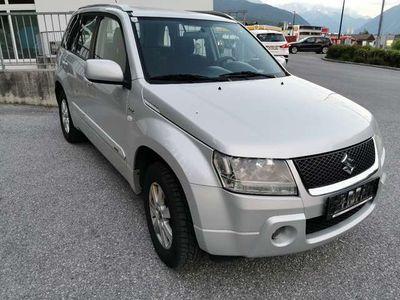 gebraucht Suzuki Grand Vitara 1,9 VX-A DDiS Freestyle