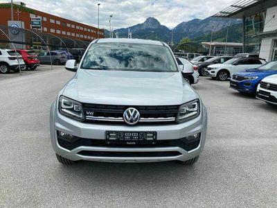 gebraucht VW Amarok Comfortline V6 TDI 4x4 permanent