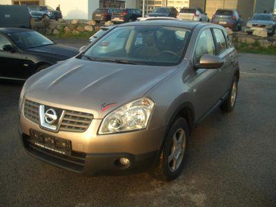 gebraucht Nissan Qashqai 1,5 dCi acenta 2WD