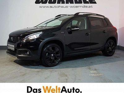 gebraucht Peugeot 2008 1,2 PureTech 110 S&S GT Line SUV / Geländewagen