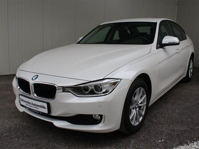 used BMW 318 d xDrive