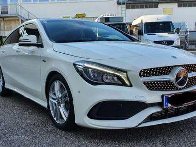gebraucht Mercedes CLA220 d Shooting Brake;AMG Line; Panorama;Standheizung