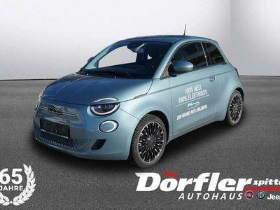 gebraucht Fiat 500 Elektro Icon Hatchback 87KW 42KWH
