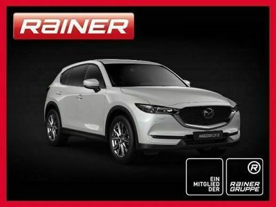 gebraucht Mazda CX-5 CD150 AWD Edition 100