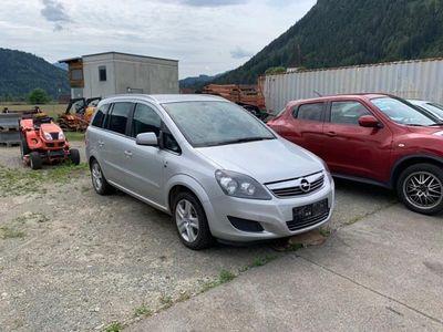 gebraucht Opel Zafira 1,6 Edition-Fix Preis-Pickerl Neue