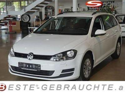 gebraucht VW Golf VII Var. TDI 1.6 Trendline Navi Fernlichtass