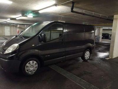 gebraucht Renault Trafic 2.5 dCi FAP 150 L1H2