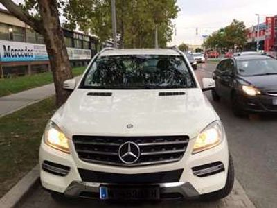 gebraucht Mercedes 250 M-Klassecdi SUV / Geländewagen