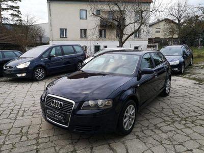 gebraucht Audi A3 Sportback Attraction 1,9 TDI-1.Besitz