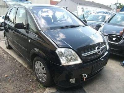 gebraucht Opel Meriva Enjoy 1,7DT