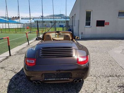 used Porsche 911 Carrera 4 Cabriolet Tiptronic