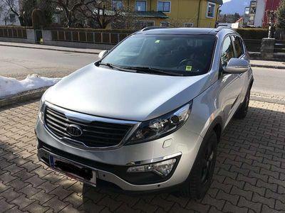 gebraucht Kia Sportage CRDI 1.7 ACTIVE - Pickerl NEU ! SUV / Geländewagen
