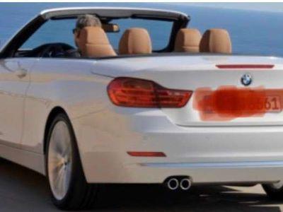 gebraucht BMW 428 4er-Reihe Sport Line, i Cabrio / Roadster