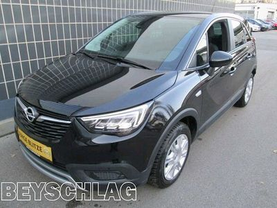 gebraucht Opel Crossland X 1,2 Turbo Direct Injection Innovait... SUV / Geländewagen