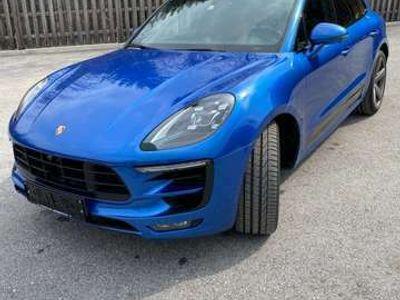 gebraucht Porsche Macan Turbo Turbo mit Performance Package mit PP