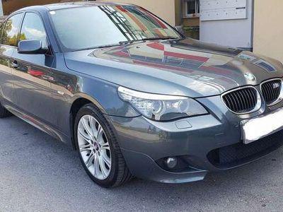 gebraucht BMW 530 5er-Reihe Allrad (E60) Österreich-Paket Aut.