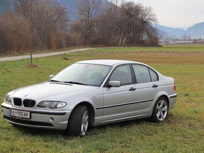 gebraucht BMW 318 3er-Reihe i Limousine,