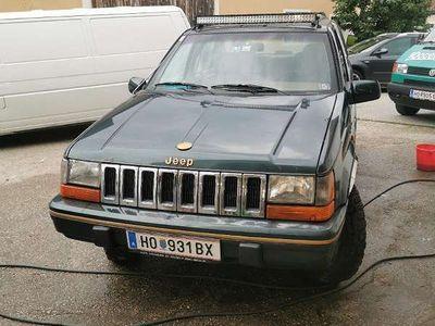 gebraucht Jeep Grand Cherokee 5.2l V8 SUV / Geländewagen