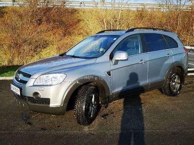 gebraucht Chevrolet Captiva Lt 2.0 4 wd SUV / Geländewagen