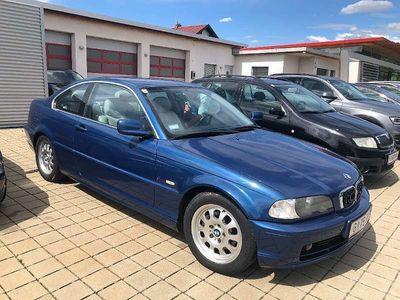 gebraucht BMW 323 3er-Reihe CI Coupé E 46 Sportwagen / Coupé