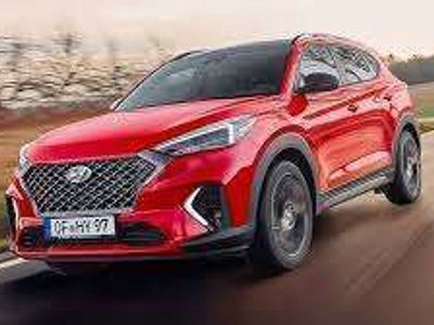gebraucht Hyundai Tucson 1,6 GDI Start-Stopp Comfort SUV / Geländewagen