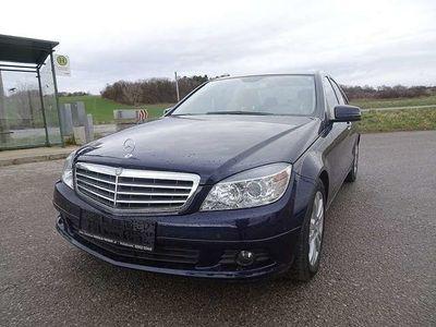 gebraucht Mercedes C200 C-KlasseAvantgarde CDI Limousine