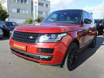 brugt Land Rover Range Rover LWB 3,0 SDV6 Hybrid Autobiography