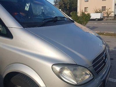 gebraucht Mercedes Viano 2.2 CDI Diesel