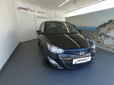 used Hyundai i20 i20FL GO 1,25 MT 52
