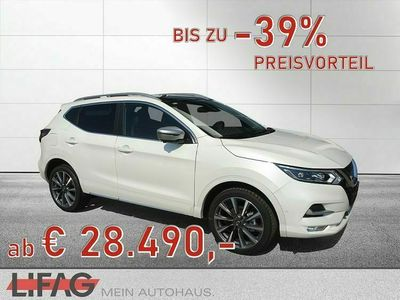 gebraucht Nissan Qashqai 1,7 dCi 4x4 Autom. Tekna Plus *ab € 28.490,-*