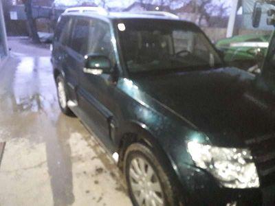 brugt Mitsubishi Pajero Wagon Instyle SUV / Geländewagen,