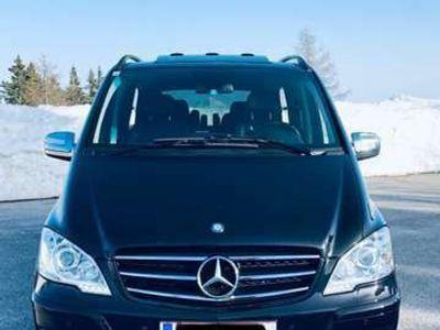 gebraucht Mercedes Viano 3.0cdi Avantgarde Edition 125 Kombi / Family Van