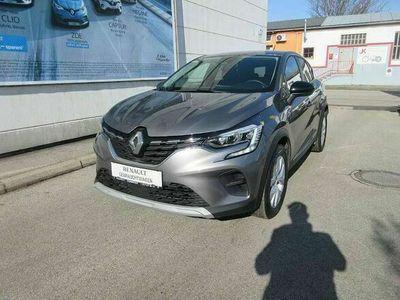 gebraucht Renault Captur TCe 100 Zen SUV / Geländewagen