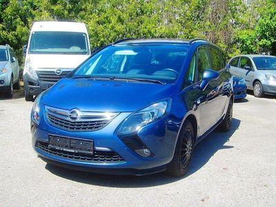 gebraucht Opel Zafira Tourer 1,6 CDTI ecoflex Österreich Ed. S... Kombi / Family Van