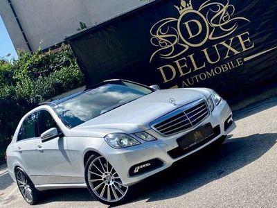 gebraucht Mercedes E500 Avantgarde Aut.**TOP ZUSTAND**