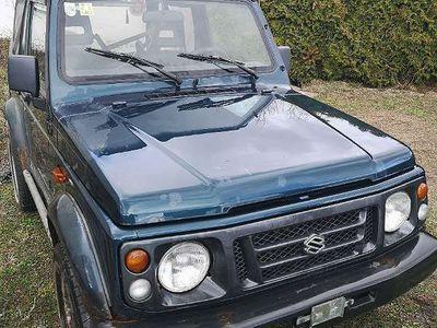 gebraucht Suzuki Samurai SUV / Geländewagen