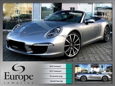 gebraucht Porsche 911 Carrera Cabriolet DSG / Sportabgasanlage / elegante Farbkom