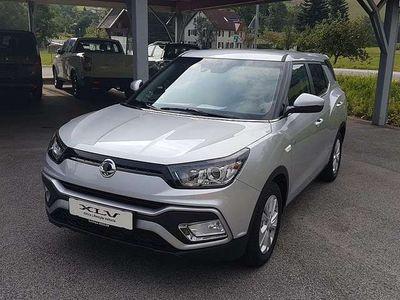 gebraucht Ssangyong XLV 1,6 AWD Road Aut. SUV / Geländewagen