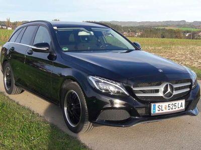 gebraucht Mercedes C180 T BlueTEC A-Edition Aut.
